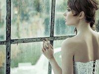 menyasszony várakozó állásponton